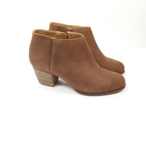 Lucky Brand Tamarindd Ankle Bootie Sz 5.5
